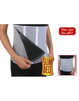 Неопренов колан за отслабване със сауна ефект – SLIMMING BELT