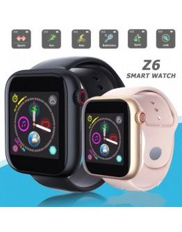 Смарт часовник Z6 от ново поколение - телефон с Тъч Скрийн, Bluetooth, SIM, SD, Камера