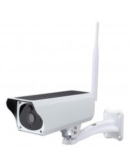 Соларна WiFi IP водоустойчива инфраред смарт камера