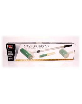Sticky Lint Roller Set - 3 броя ролери за почистване на косми и прах