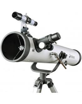 """Астрономически телескоп 76700 със 175Х увеличение, триножник, 1,25"""" и 10 мм окуляр"""