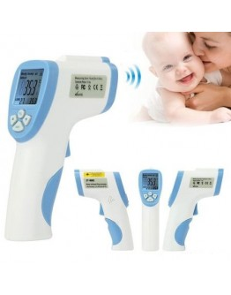 Инфрачервен медицински безконтактен термометър с LED дисплей