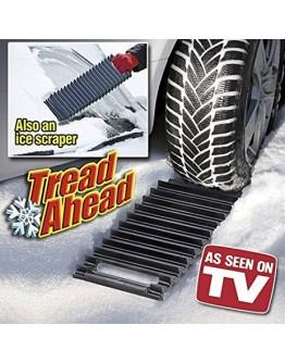 Система против буксуване в сняг, лед и кал.