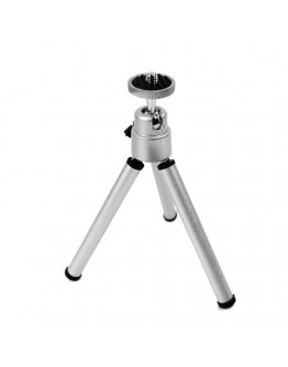Метален телескопичен трипод за смартфон, камера, фотоапарат и др.