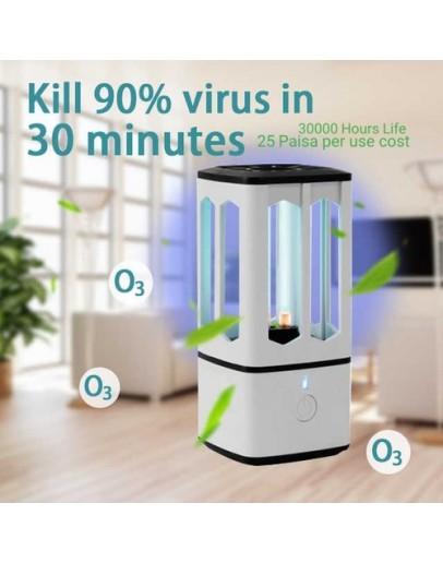 Преносима мини стерилизираща UV лампa