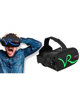 3D очила за телефон VR CASE с бутони за управление и Trackpad