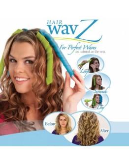 Перфектни къдрици с новите и по-големи ролки Hair WavZ