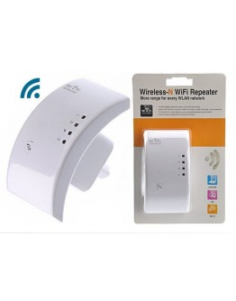 Безжичен рутер - ретранслатор и усилвател на WiFi сигнал