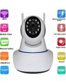 Въртяща се WiFi/IP камера /бебефон/ с HD 1080p за компютър и смартфон