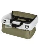 Удобна кошарка/чанта за пътуване за домашни любимци 3 в 1