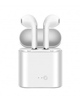 Безжични i7S AirPods Bluetooth слушалки