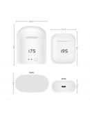 Висококачествени безжични мини слушалки i9s TWS