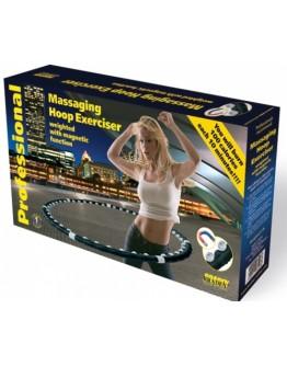 Масажиращ обръч с магнити Massaging Hoop Exerciser