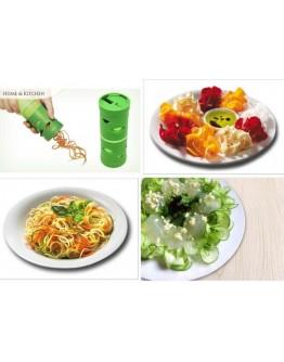 Ренде за приготвяне и декорация на салати и гарнитури