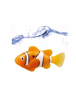 Рибка робот – робофиш мега забавление за деца