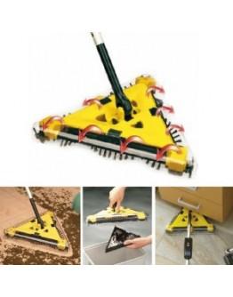 ЕЛЕКТРИЧЕСКА ПОДОЧИСТАЧКА - триъгълна Twister Sweeper