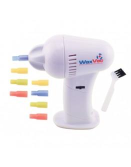 Чисти уши с иновативния уред Wax Vac